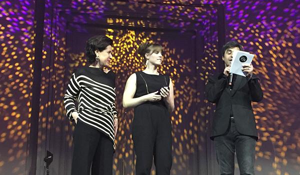 Lise TEILHAT - gagnante du Prix Étudiant - 2016